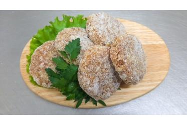 Биточки куриные с рисом (6 шт)