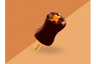 Мороженое Магнат Горький Шоколад и Апельсин