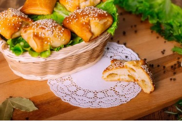Вкусно как Дома - Хачапури с сыром