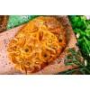 Вкусно как Дома - Пирог из лососевых с сыром и сливками